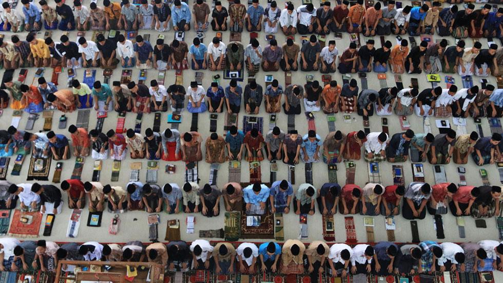 Los casi 2 millones de musulmanes residentes en España inician hoy el Ramadán