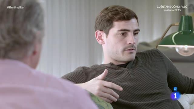 """En la tuya o en la mía - Iker Casillas revela que estuvo """"jodido"""" en la guerra con Mourinho"""