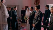 La accidentada boda de Camacho y Rebeca