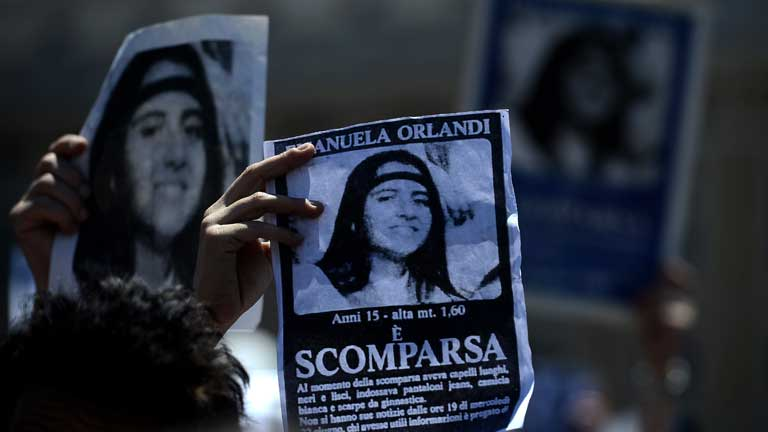 Preocupación en el Vaticano tras salir a la luz documentos sobre Emanuela Orlandi
