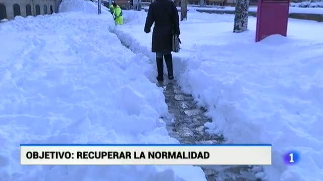 Castilla y León en 1' - 08/01/18