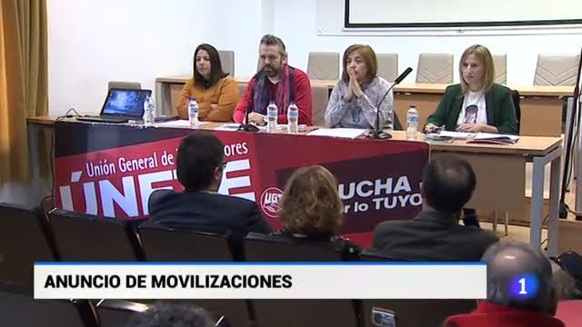 Castilla y León en 1' - 10/01/19