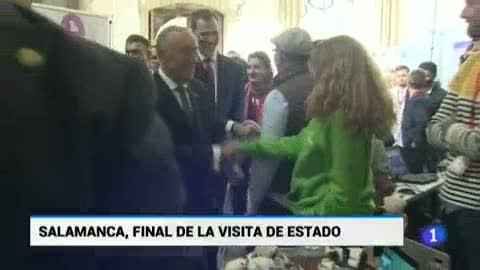 Castilla y León en 1' - 18/04/18