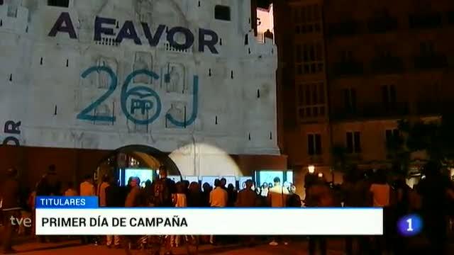 Castilla y León en 2' - 10/06/16