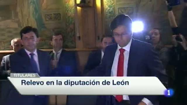 Castilla y León en 2' - 14/11/14