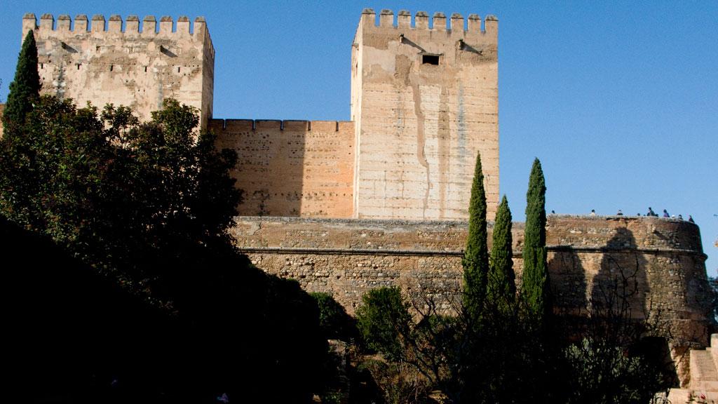 A vista de pájaro - Castillos (III)