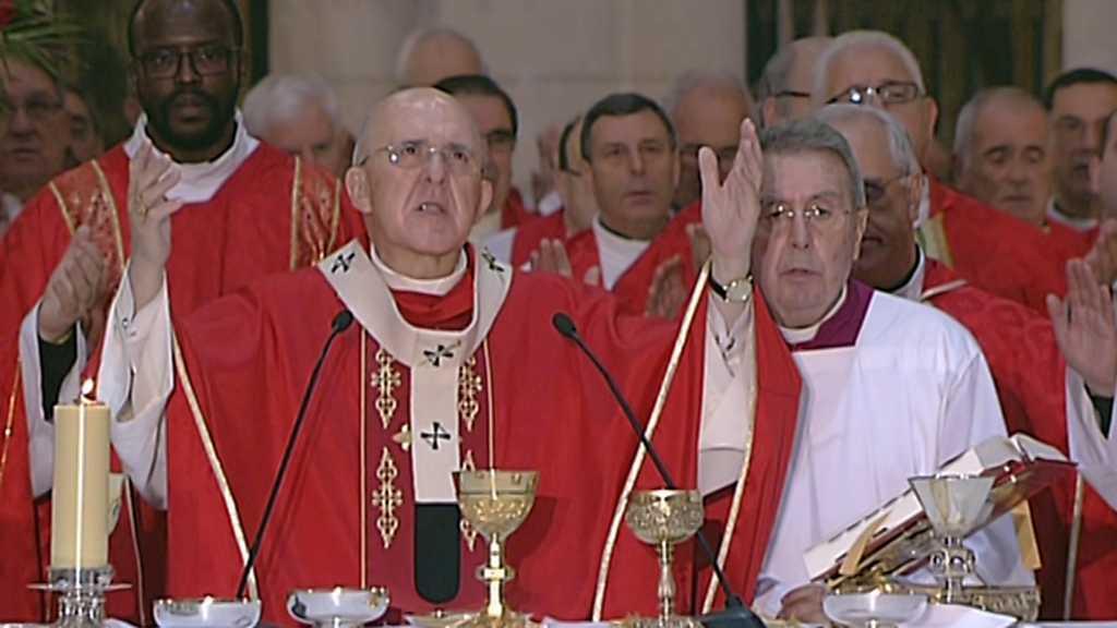 El día del Señor - Catedral de la Almudena