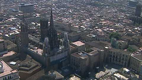 La luz y el misterio de las catedrales - Catedral de Barcelona (Catedral de Santa Eulalia)