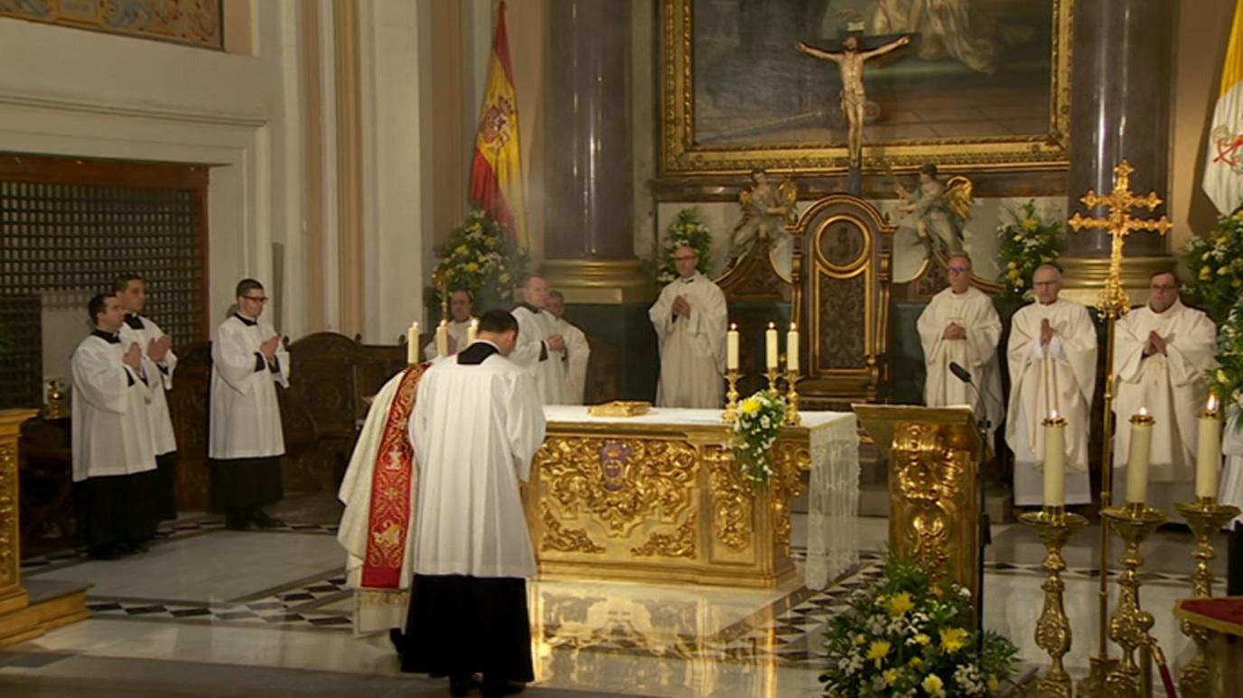 El día del Señor - Catedral castrense de Madrid