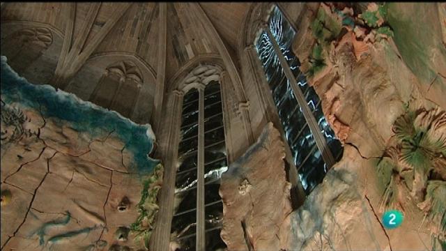 La mitad invisible - Intervención de la catedral de Mallorca
