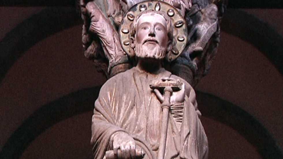 La luz y el misterio de las catedrales - Catedral de Santiago de Compostela