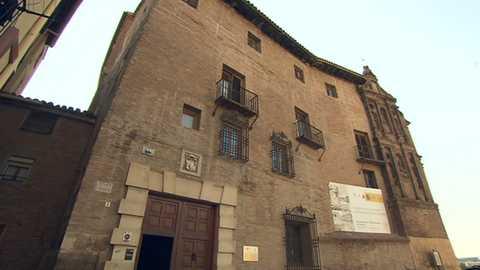 El día del Señor - Catedral de Tarazona (Zaragoza)