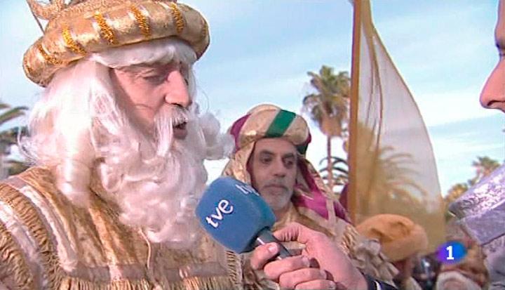 """Especial TVE Catalunya - Cavalcada 2014 - """"Nit de Reis"""""""