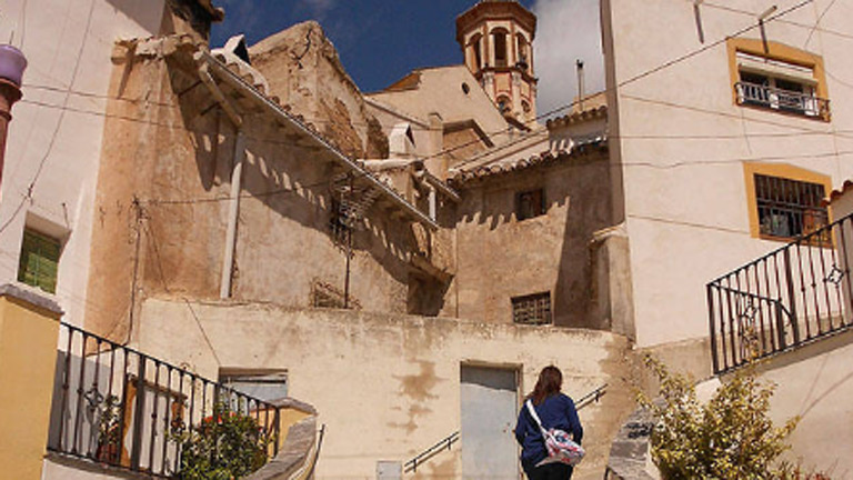 Conectando España - Cehegín (Murcia)