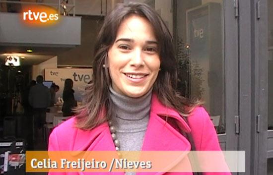 Pelotas -  Celia Freijeiro, 'Nieves'