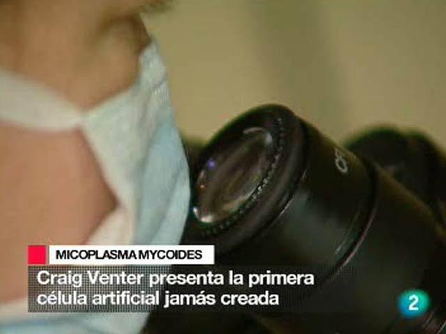 Craig Venter anuncia que ha logrado crear células artificiales