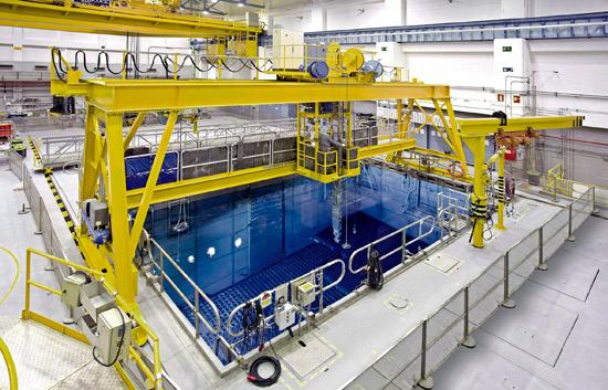 Centrales nucleares en España