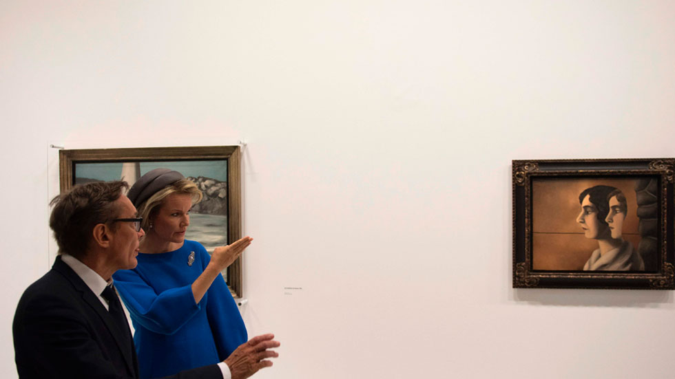 El Centro Pompidou de París dedica estos días una gran exposición monográfica al belga René Magritte