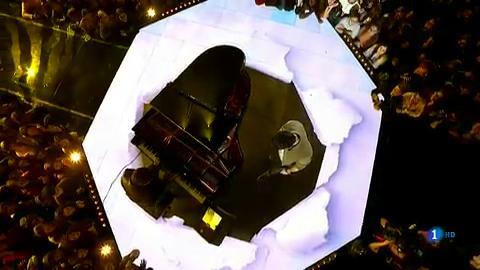 """OT 2018 - Cepeda canta """"Por ti estaré"""" en la gala 10"""
