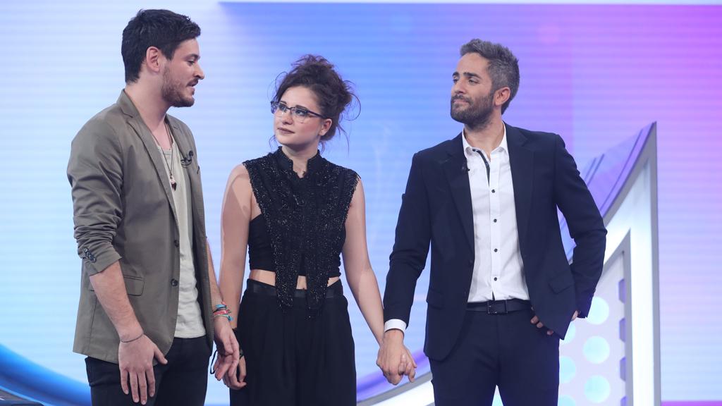 Operación Triunfo - Cepeda y Thalía, los nominados en la gala 3