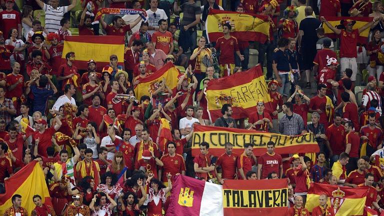 Cerca de 11.000 españoles estarán en la final