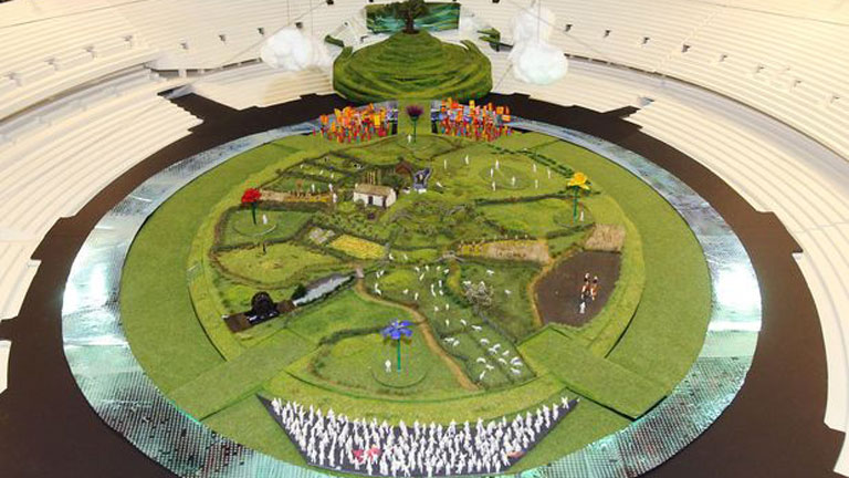 La ceremonia inaugural, el secreto mejor guardado de Londres 2012
