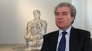 La Galería - César Antonio Molina