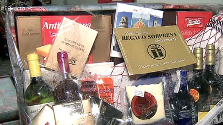 España Directo- Las cestas de Navidad, ¡vuelven a estar de moda!