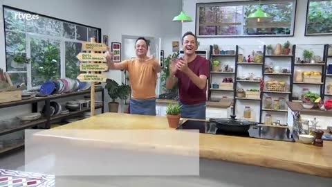 Torres en la cocina - Ceviche de verduras
