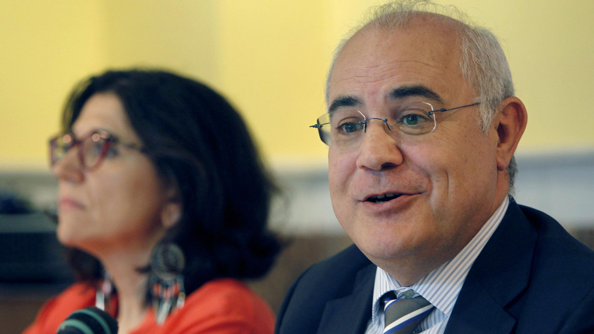 El CGPJ pide a Interior protección para los jueces de Cataluña
