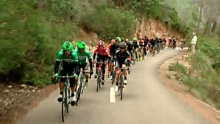 Ciclismo - Challenge Internacional de Mallorca. Resumen 3ª jornada