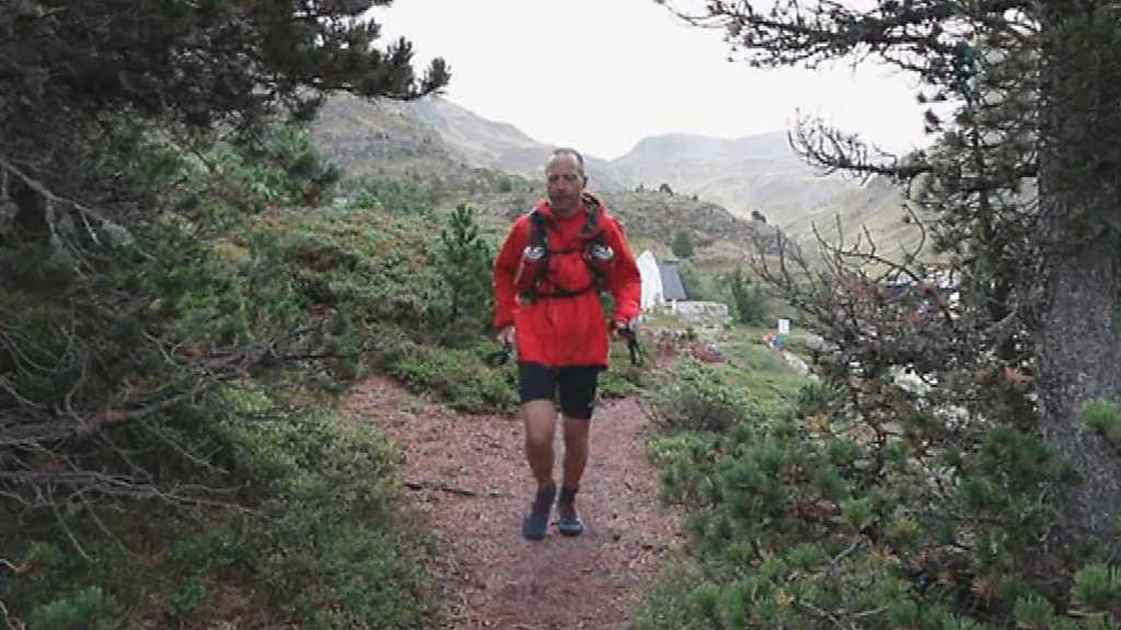 Carrera de montaña - 'Challenge La magia de los Pirineos' Canfranc-Canfranc