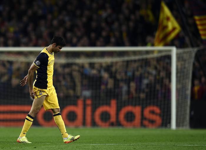 Champions 2014: Barcelona - Atlético de Madrid (Partido de ida de ...