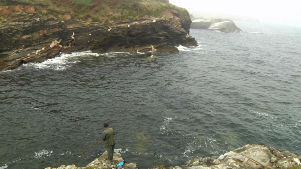 Aquí la tierra - Chano, pescador responsable
