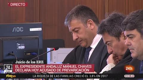 Chaves dice no conocer el detalle de las ayudas