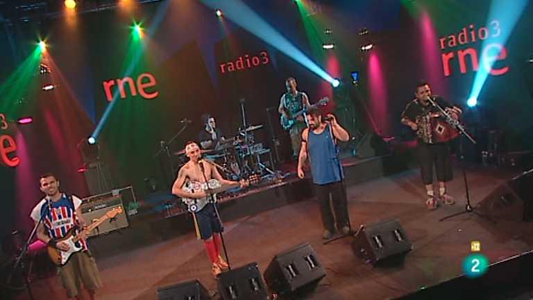 Los conciertos de Radio 3 - Che Sudaka