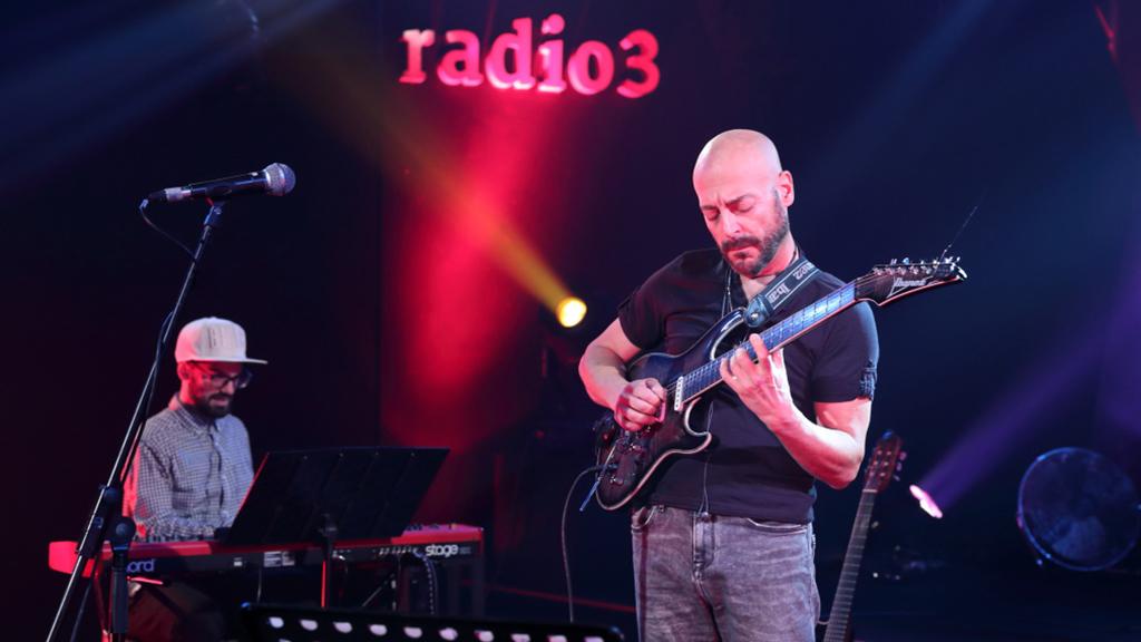 Los conciertos de Radio 3 - Chema Vilchez
