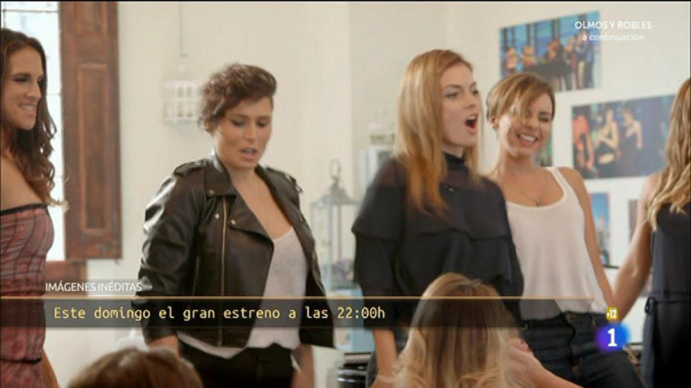 OT. El reencuentro - Chenoa, Gisela y Verónica reviven Lady Marmalade