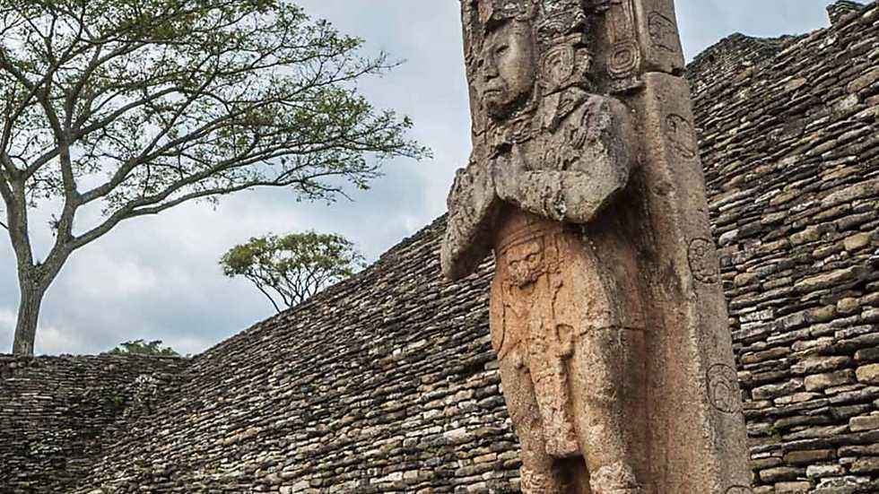 Españoles en el mundo - Chiapas