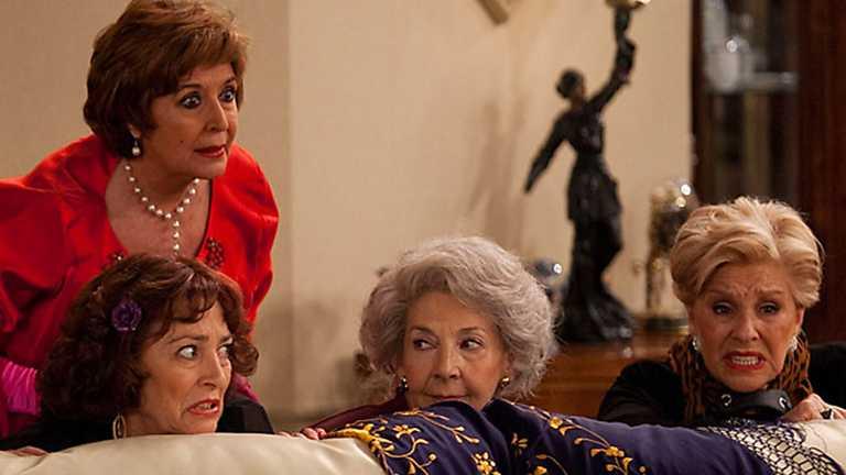 Las chicas de oro cap tulo 1 nos han robado - Las chicas de oro serie ...