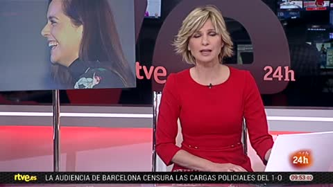 La chilena Natalia Valdebenito triunfa con su humor feminista