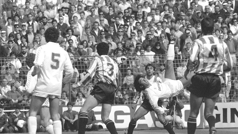 Chilenas: de Hugo Sánchez a Cristiano Ronaldo