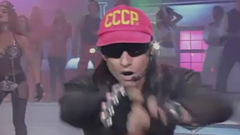"Ponte las pilas - Chimo Bayo canta ""Así me gusta a mi"""