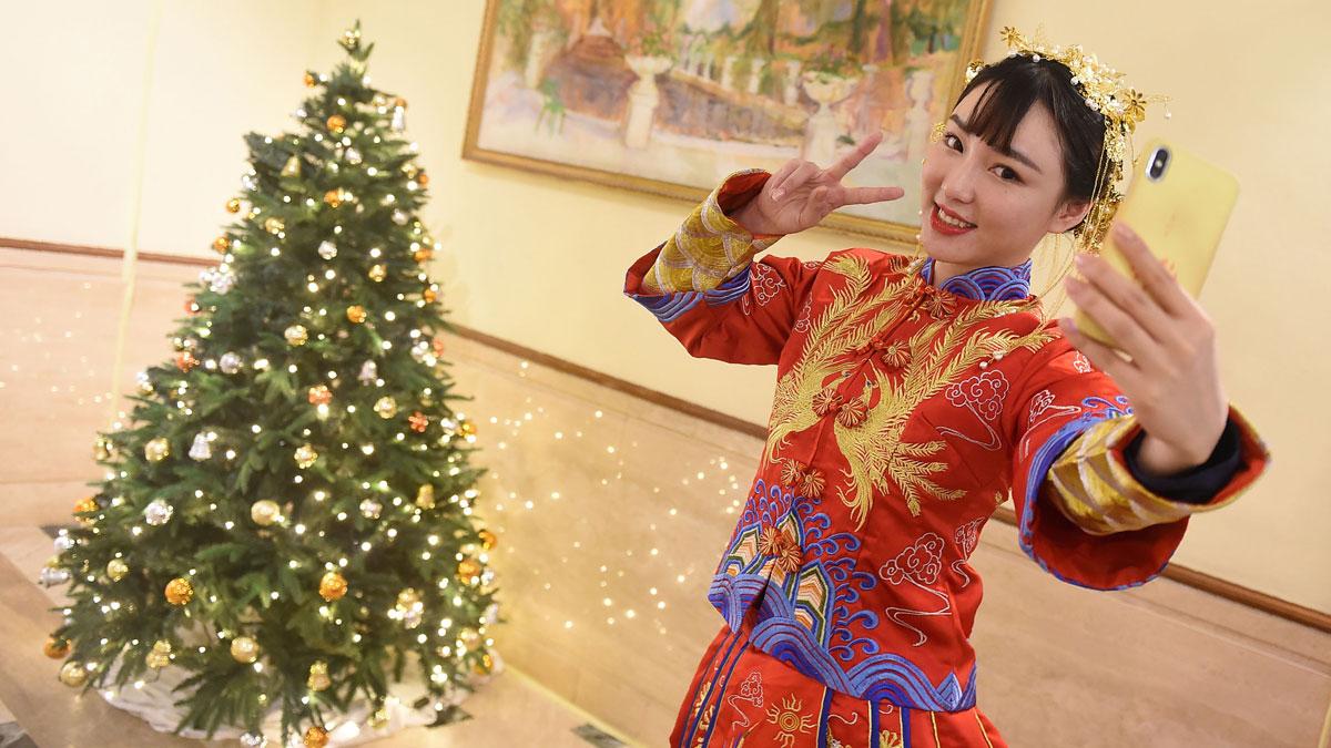 China envidia nuestro 'Gordo' de la Lotería de Navidad