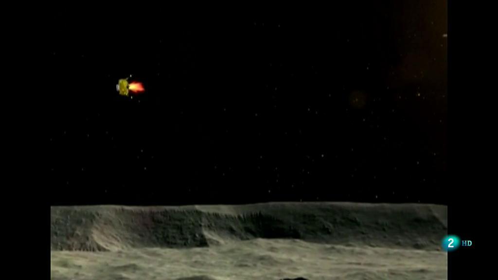 China, en la Luna