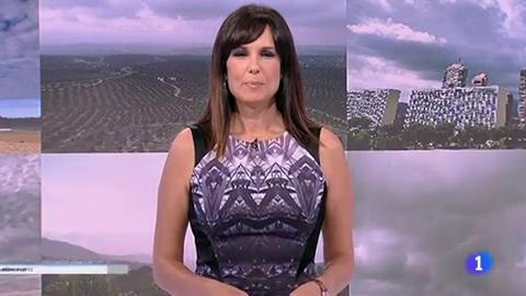 Chubascos y tormentas localmente fuertes en el sur peninsular