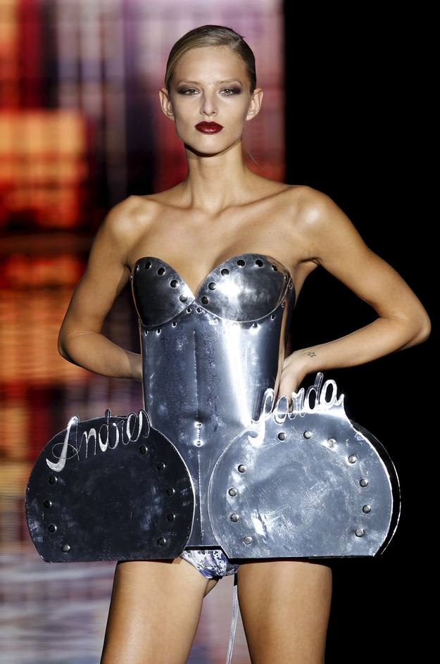 CIBELES MADRID FASHION WEEK-ANDRÉS SARDA