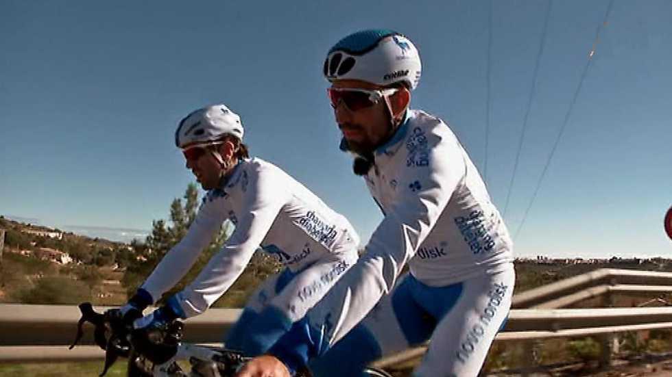 Enfoque - Ciclismo 'Sprint a la diabetes'