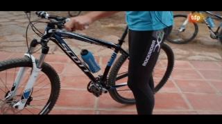 Titanes - Programa 3 - Ciclismo