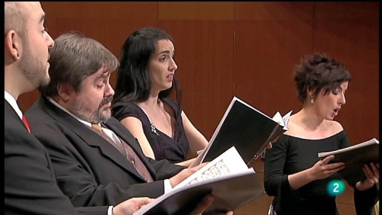 Los conciertos de La 2 - Ciclo cámara 2012. Teatro Monumental